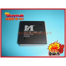 2PCS X MST9E19B-LF QFP208 LCD TV decoder chip
