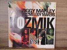 "Ziggy Marley And The Melody Makers – Kozmik     Vinyl 12"" 1991 Reggae   VUST 42"