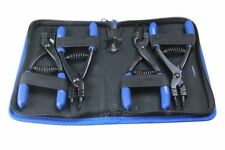 "BERGEN Tools 4pc 6"" French Type Circlip Pliers Set NEW 1767"