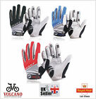 GIANT Cycling Cycle Bicycle Bike BMX Antiskid Silicone Full Finger Gloves Mitts