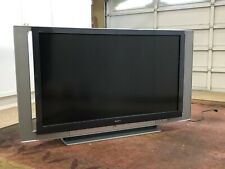 """60"""" Sony Grand Wega Kdf-60Xs955 Hd Rear-Projection Lcd Tv with Remote Excellent"""