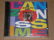 STATUTO - CANZONISSIME - RARO CD SIGILLATO (SEALED)
