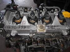 MOTORE ENGINE HONDA CIVIC 1700 1.7 CDTI DIESEL COMPATIBILITA OPEL SIGLA 398