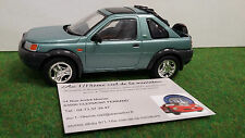 LAND ROVER FREELANDER with soft top vert o 1/32 BRITAINS 09484 voiture miniature