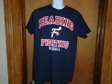 Reading Fightins MILB Men's Size M T Shirt Philadelphia Phillies NWT