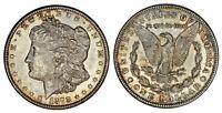 1 US MORGAN DOLLAR-1 DÓLAR MORGAN EE.UU. Ag. CARSON CITY. 1878 CC. UNC/SC.