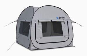 GigaTent Pt-07 Pop-Up Critter Cabin III Pet Tent