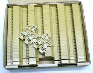 100x WEIDMULLER SAK 6 N morsetto passante  600V 47A AWG20-8