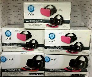 ONN Virtual Reality Smartphone Headset - Brand New in Original Box