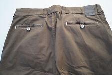 BRAX Everest Herren comfort Hose Jeans stretch Chino Gr.50 34/30 W34 L30 oliv **