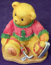 CHERISHED TEDDIES Can't Bear the Cold Without You JEROME 546534 NIB 1999 Avon