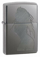 Zippo Seductive Silhouette Lighter,20762,+Wick +Flints