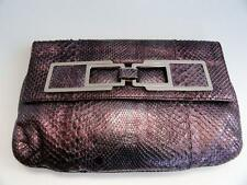 Authentic Anya Hindmarch Pipkin Snakeskin Clutch Bag New without Tags