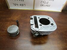 XT 225 YAMAHA 2000 XT 225 2000 CYLINDER AND PISTON