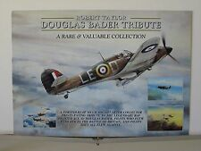 Douglas Bader Tribute Hurricane Spitfire Robert Taylor Aviation Art Brochure