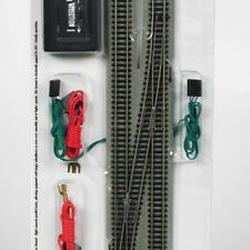 Bachmann BAC44876 N-Scale #6 Single Crossover Right Hand Turnout E-Z Track NS
