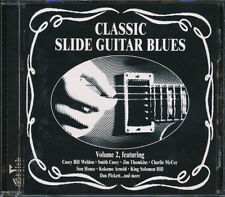 Son House, Charlie McCoy, Dan Pickett - Classic Slide Guitar Blues CD *BRAND NEW