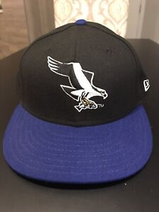 Missoula Osprey New Era 5950 Hat Cap Size 7 1/4 NWT Made In USA
