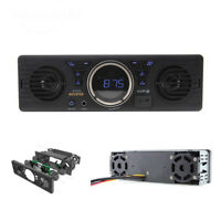 Autoradio Bluetooth 12V Audio stereo MP3 Lettore musicale Supporto USB AUX SD IT