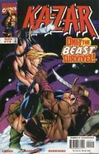Ka-Zar #19 Marvel Comics 1997