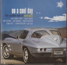 Various - On A Cool Day The Soulful Side Of Cool Jazz ( CD ) NEW / SEALED