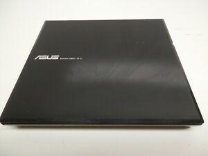 Asus USB 2.0 SDRW-O8D1S-U Black External DVD-R DVD-RW Slim Disc Drive Burner