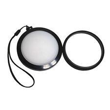 Mennon 52 mm White Balance Lens Cap