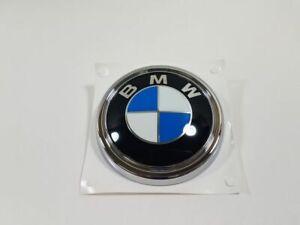 Stemma Logo  BMW X5 E70 2007-2013  Fregio Originale Portellone Posteriore