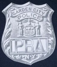 GCPD Garden City Police Department T- Shirt Sz 2XL New PBA NYPD