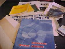 ephemera souvenirs 11th World Science Fiction Convention 1953 Photos Philly