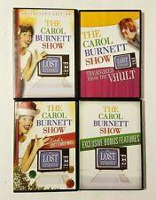 The Carol Burnett Show - The Lost Episodes - 11 DVD Set Time Life MINT!