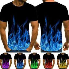 T-shirts sans marque, taille M pour homme