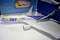ANA 787 NIPPON DREAMLINER  LARGE PLANE MODEL SOLID RESIN  AIRPLANE APX 43Cm