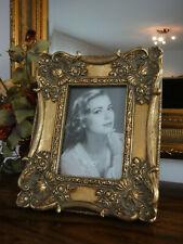 Bilderrahmen Barock Fotorahmen Gold Prunk Edel Antik Jugendstil 10 x 15 Rahmen
