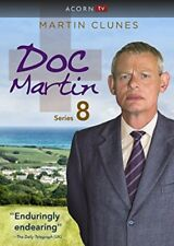 Doc Martin: Series 8 (DVD, 2017, 3-Disc Set) Season Eight
