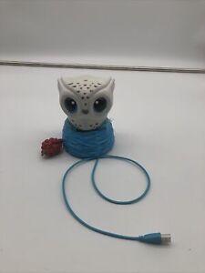 Owleez Flying Baby Owl Bird Figure Interactive Toy w/ Lights Sounds Replacement