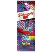New for 2019 Pro Tan Fashionably Hot Tingle Bronzer Sunbed Tanning Lotion Sachet