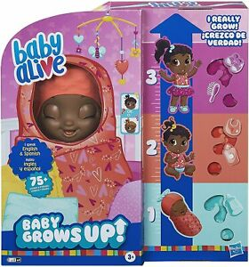 Baby Alive Baby Grows Up SweetGrowing & Speaking1 Surprise Doll &