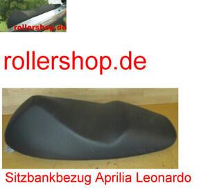 Sitzbank-Bezug für Aprilia Leonardo 125, 150 ccm, ZD4MB..., Handgenäht in DE