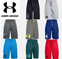 Under Armour UA Youth/Boys Prototype Logo Pocket Shorts FREE SHIP 1341128
