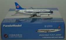 Panda Models PM-B-2959 Boeing 737-31B China Southern Airlines B-2959 in 1:400