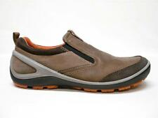 6f646e16448396 NIB ECCO BIOM GRIP MENS SHOES CREEK SLIP-ON~12-12.5~CLAY