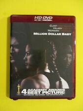 Million Dollar Baby Hd Dvd Clint Eastwood Hilary Swank