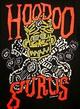 HOODOO GURUS Magnum Cum Louder tour T shirt 1989 tee Australia alt rock XL
