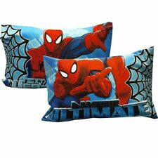 Marvel Ultimate Spider-Man Single Standard Size Pillowcase