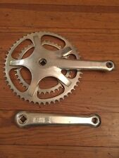 Mavic Starfish 631 Silver Road Bike Crankset 130mm Double 175mm 39/52