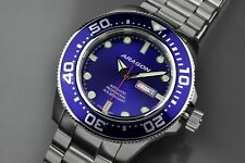 Aragon A054BLU Divemaster Automatic 50mm Watch