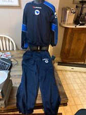 Legea Bosnia And Herzegovina Football Federation Sweatsuit XL