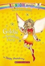 NEW Goldie the Sunshine Fairy (Rainbow Magic, The Weather Fairies #4)