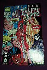 The New Mutants #98 1st Appearance of Deadpool EASY 9.0 VF/Nm movie CHIMICHANGAS